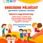 Gyerekpályázat - Virágozz és Prosperálj Alapítvány