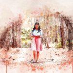 Önkéntes a Virágozz és Prosperálj Alapítványnál - Lilla grafikus